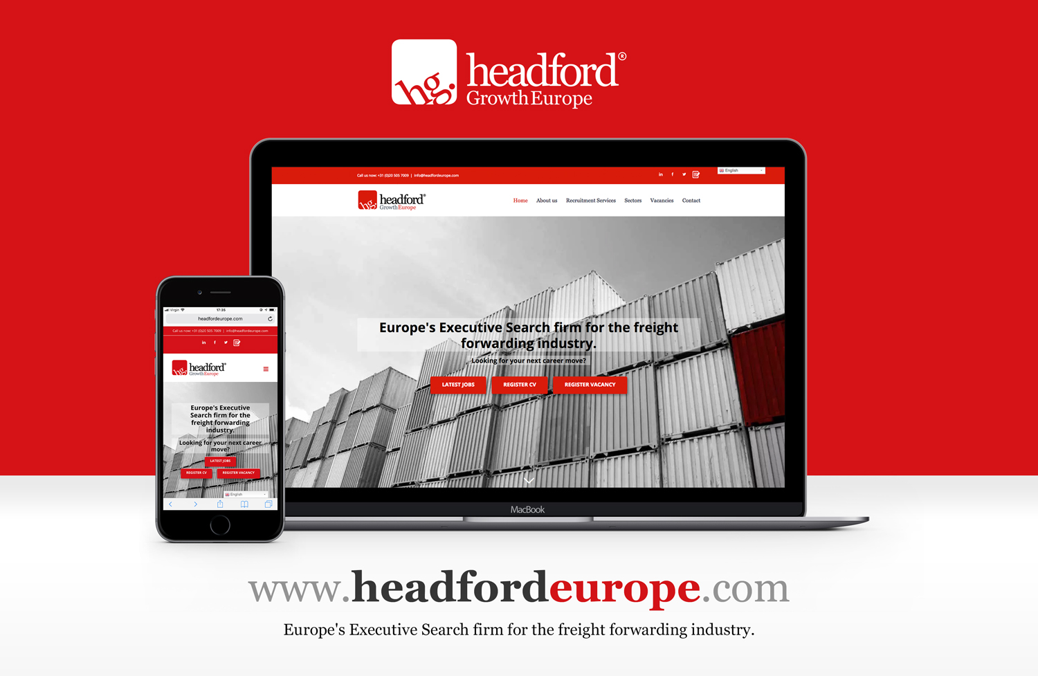 Headford Growth Europe launch new website