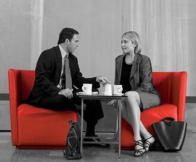 Interview advice – Do no more than 60% of the talking!